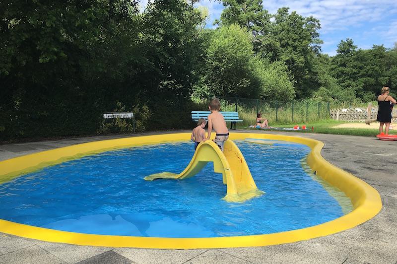 Aufsichtspflicht schwimmbad wassertiefe